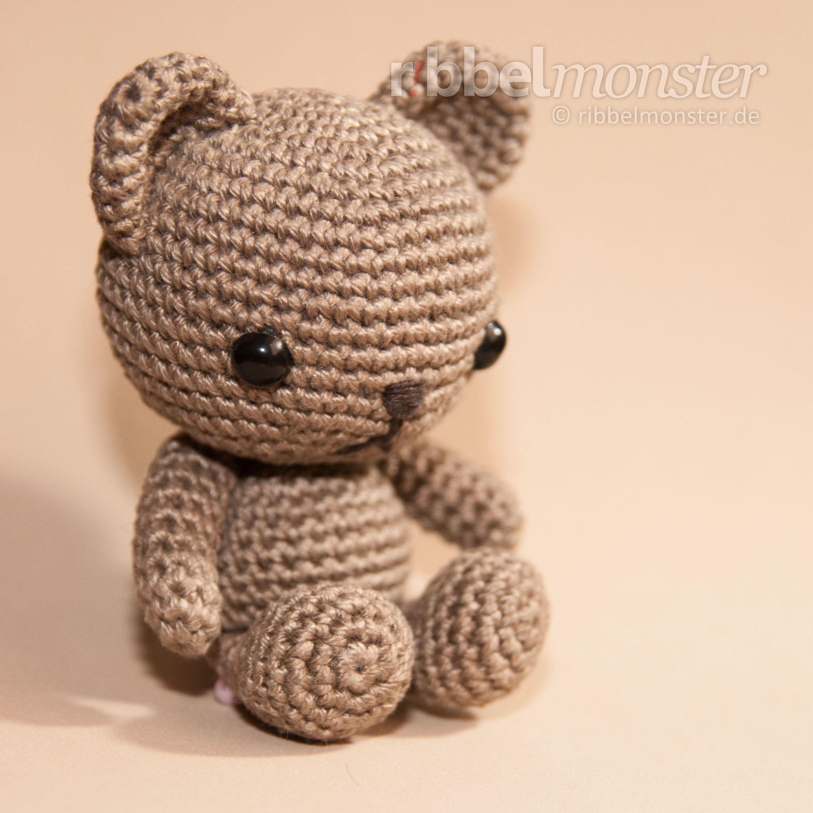 Anleitung Amigurumi Teddy häkeln Henry | crochet | Pinterest | Teddy ...