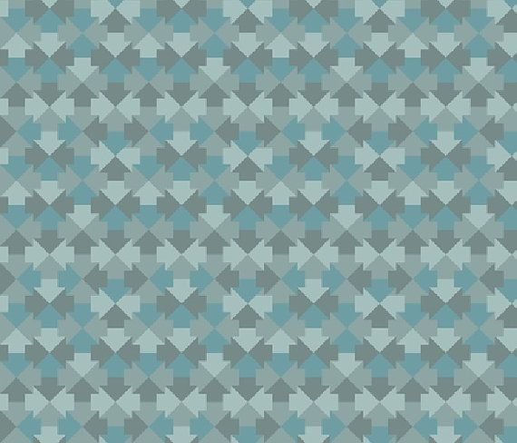 Custom 4 Piece Coral Grey and Mint Crib Bedding by DandilionWishes