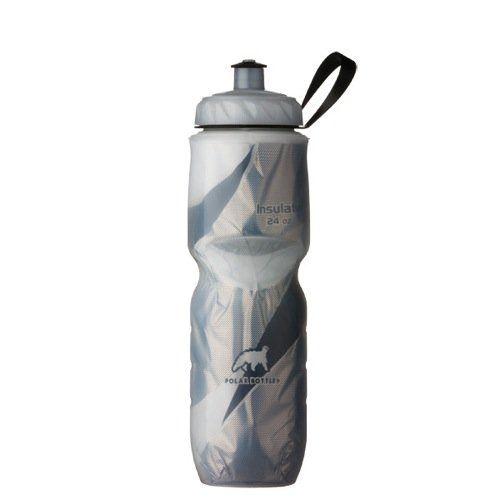 24-Ounce, White Polar Bottle Insulated Water Bottle