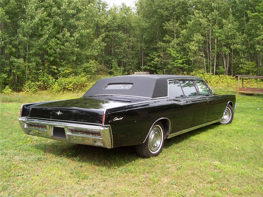 1967 Lincoln Continental 4 Door Limousine 60676 Barrett Jackson Auction Company World S Greatest Collector Car Au Lincoln Continental Lincoln Cars Lincoln