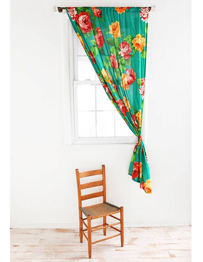 Rideau Mexicain Designer Curtains And Drapes Curtains Rose