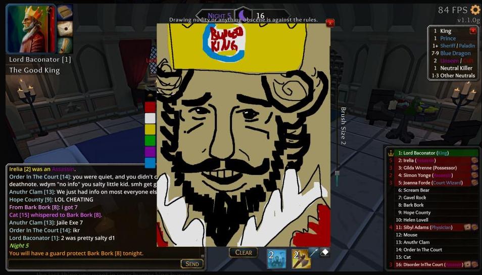 Throne of Lies® The Online Game of Deceit on Steam Indie