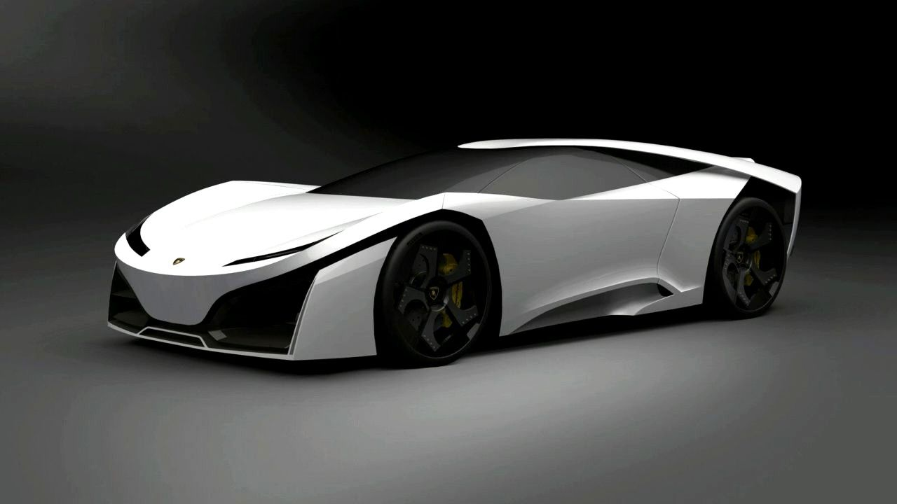 Awesome New Car  Lamborghini Madura Concept Rendering New Automaker