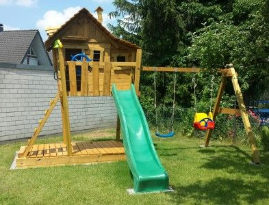 Klettergerüst Garten Wickey : Spielturm wickey monkey island germany wohnen