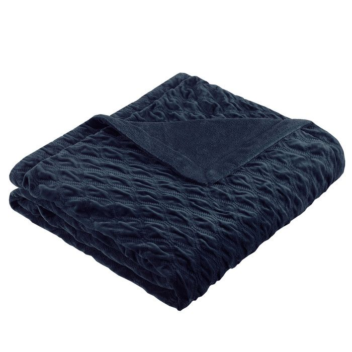 You'll love the Velvet Plush Luxury Throw Blanket at Wayfair - Great Deals on all Bed & Bath  products with Free Shipping on most stuff, even the big stuff.