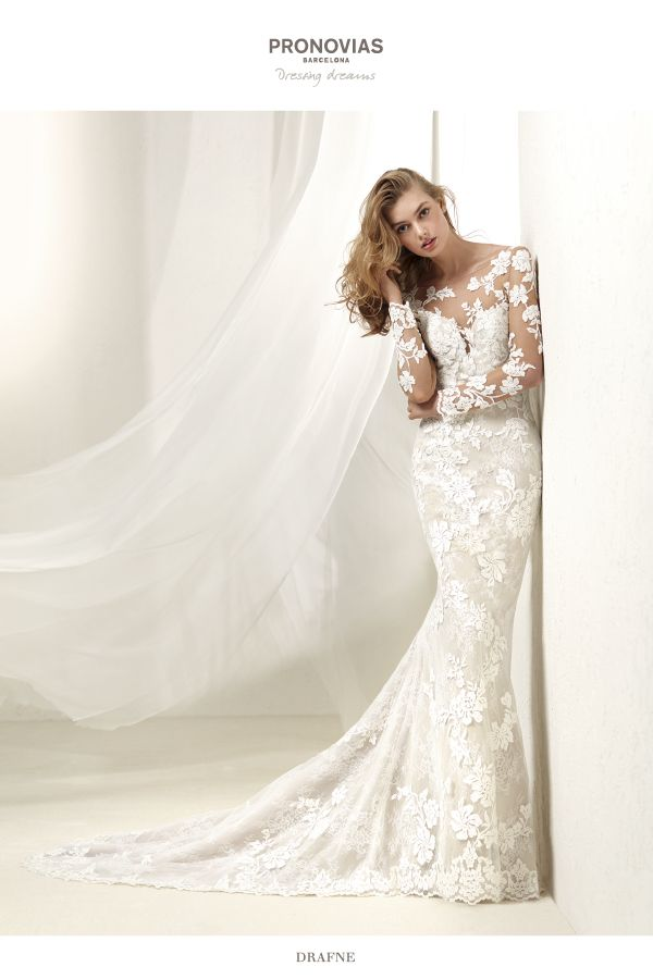 Pronovias Wedding Dress. Find Pronovias And More At Here Comes The Bride In San  Diego