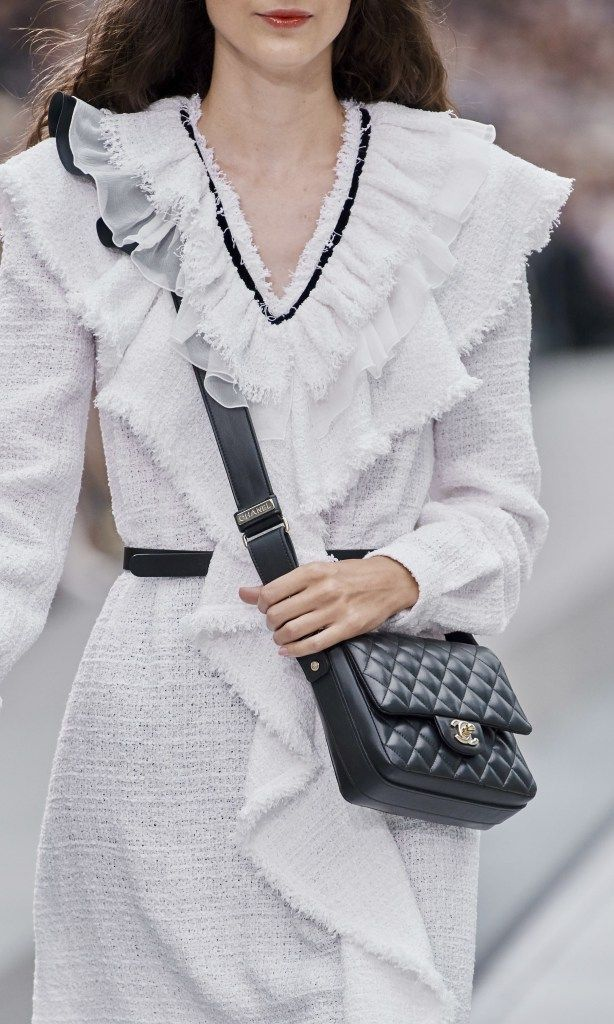 Best Looks Of Chanel Spring 2020 Chanel Looks Look E Moda