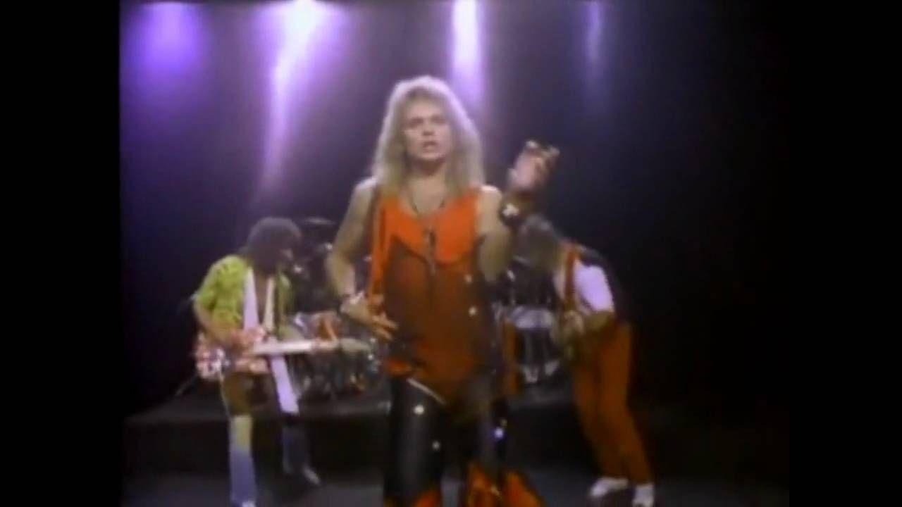 Jump Van Halen Official Video Van Halen Unforgettable Song Music Videos