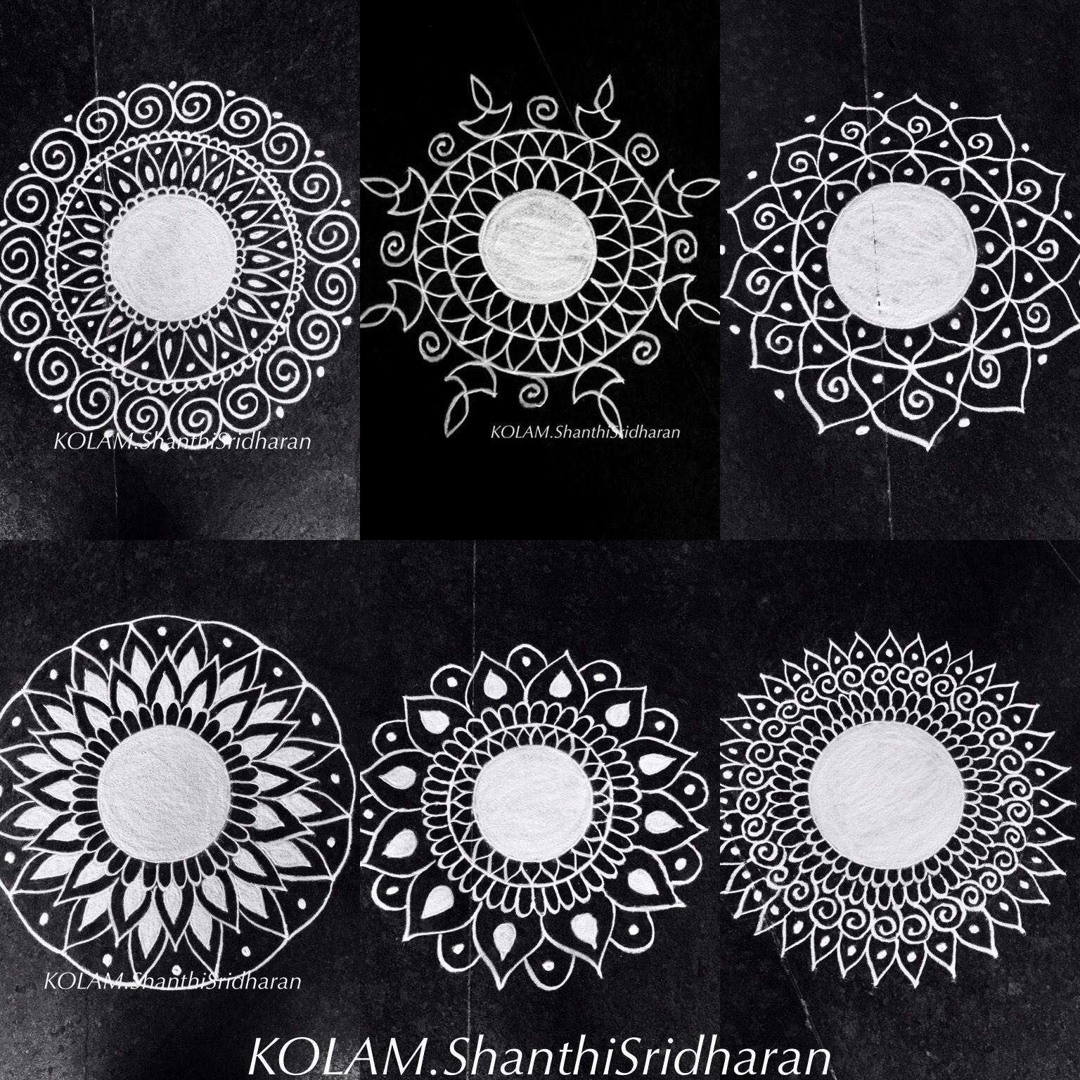 Rangoli ideas rangoli designs black and white beautiful henna black white