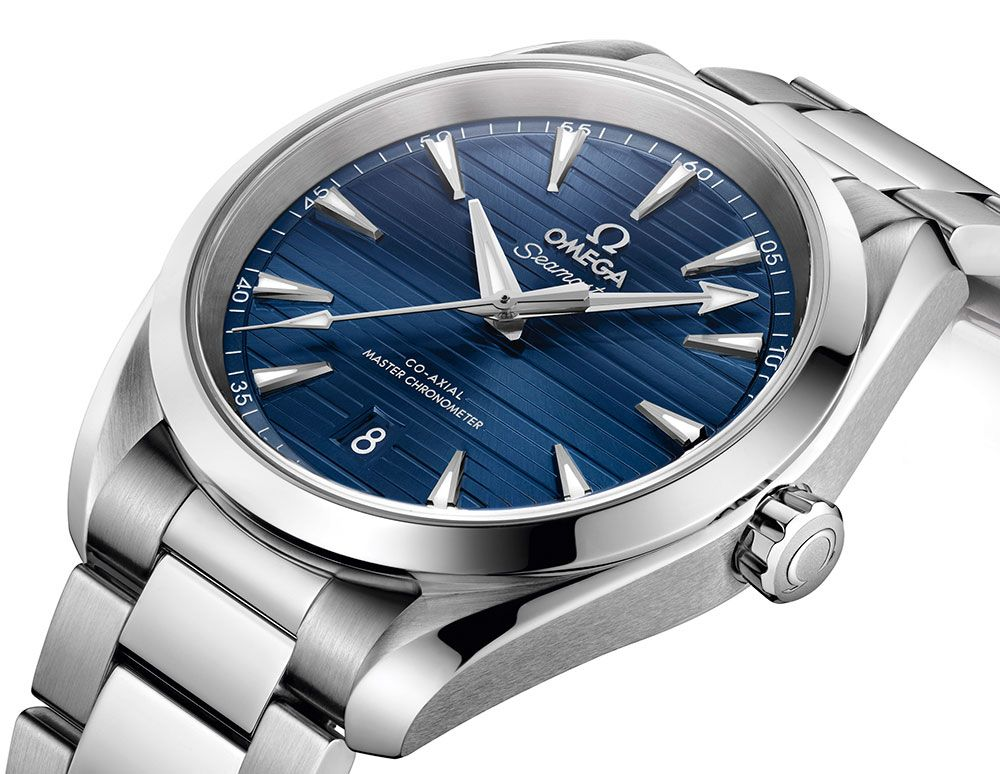 Omega Seamaster Aqua Terra Master Chronometer Watches For 2017 Ablogtowatch Omega Aqua Terra Omega Seamaster Omega Seamaster Deville