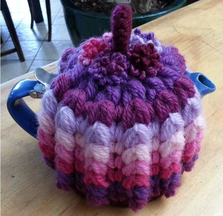 Keep Your Teapots Cute With These Tea Cozy Crochet Patterns Tea