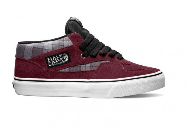 Vans - Suede & Flannel Pack (Holiday 2012)