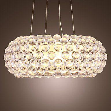 Pendelleuchten - Inklusive Glühbirne - Zeitgenössisch - Wohnzimmer - pendelleuchten f r wohnzimmer