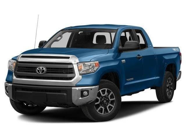 2017 Toyota Tundra SR5 Truck Double Cab Toyota tundra