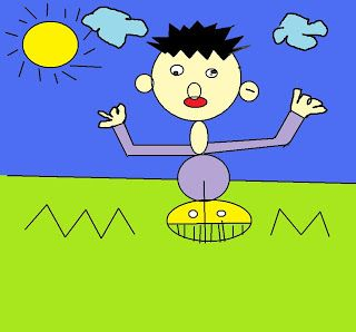 Parenting Times  Teaching Kids To Draw Using Microsoft Paint ... 33421909b
