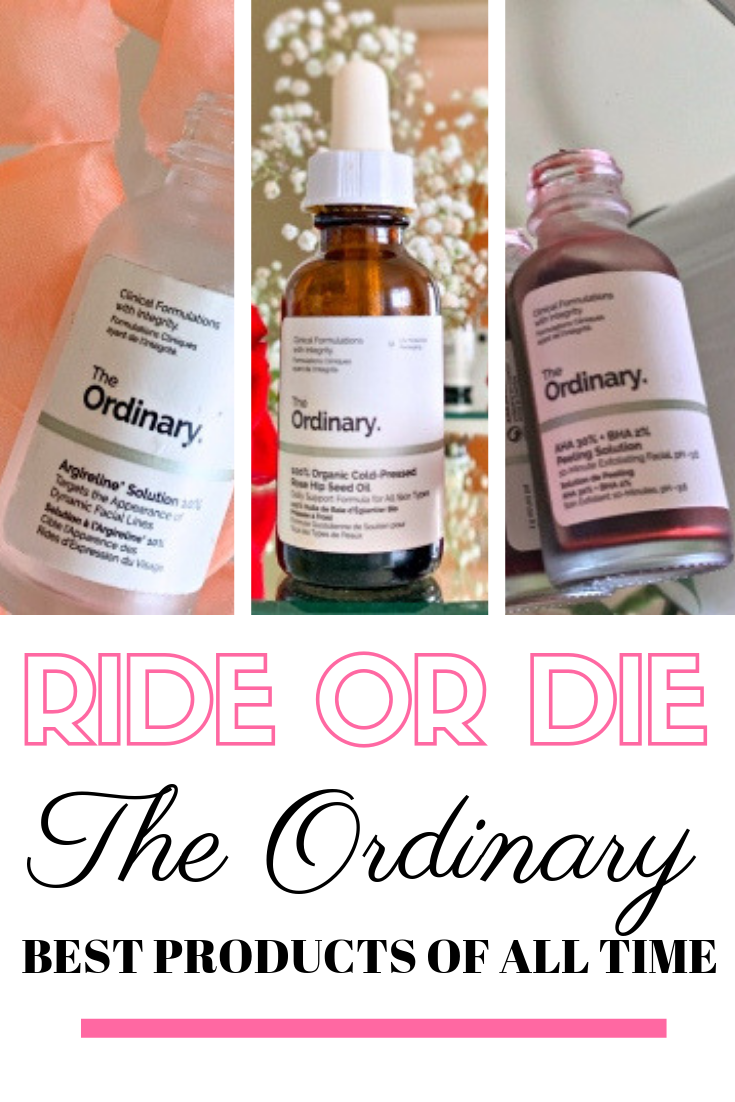 The Ordinary Products I Can T Live With Out Plus How To Use The Ordinary Skincare In 2020 The Ordinary Products The Ordinary Skincare Skin Care
