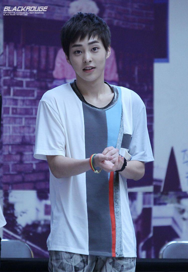 130817 [Blackrouge] #Xiumin #Kim Minseok