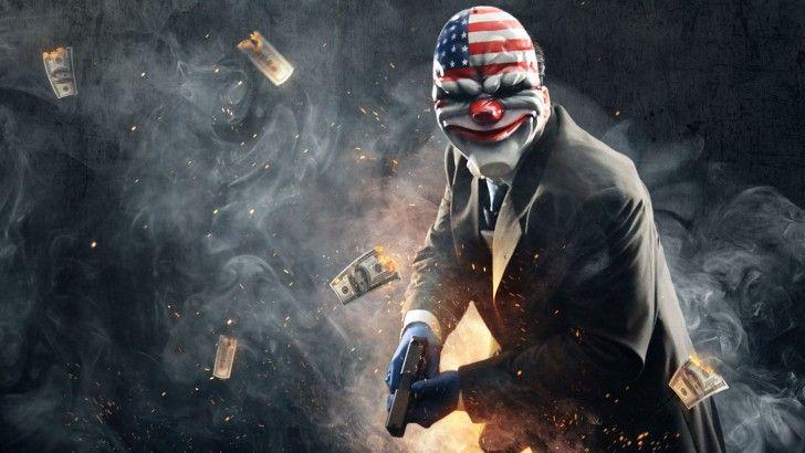 Download Payday 2 Dallas Mask HD Wallpaper 1920x1080 | Gaming