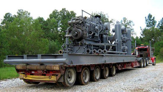 How do you get an oil field truck driver job?
