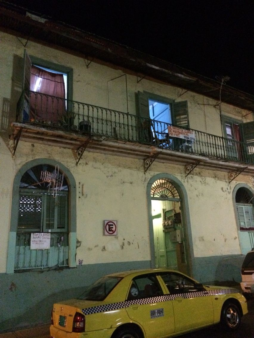 Panamá, casco antiguo