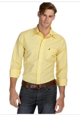 13+ Mens yellow dress shirt ideas info