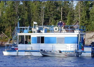Exterior Aluminum Siding Used On Houseboats Aluminum Siding House Boat Siding