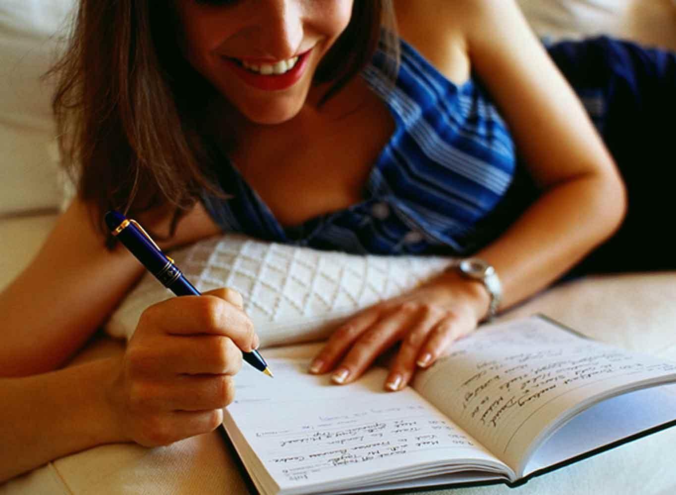 Resultado de imagen para escribiendo carta