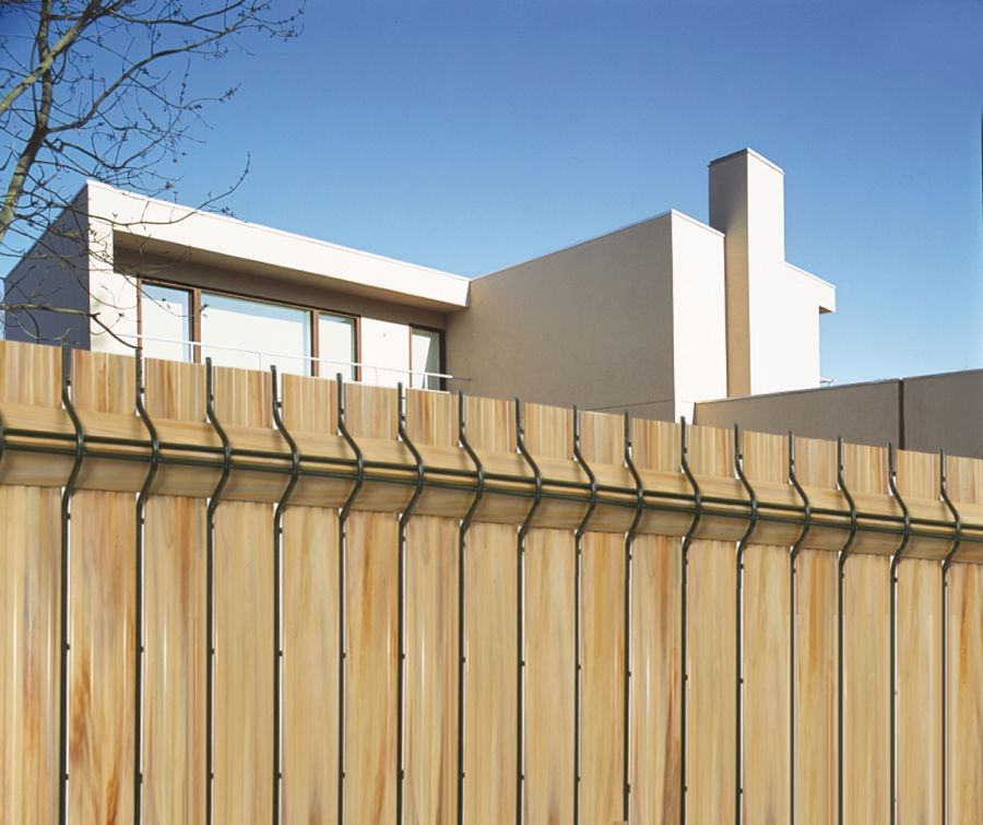 Ogrodzenie 2 W 1 Czyli Pelne I Azurowe My Home Wood Home