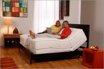 Select Comfort Adjustable Bed With Images Tempurpedic Bed