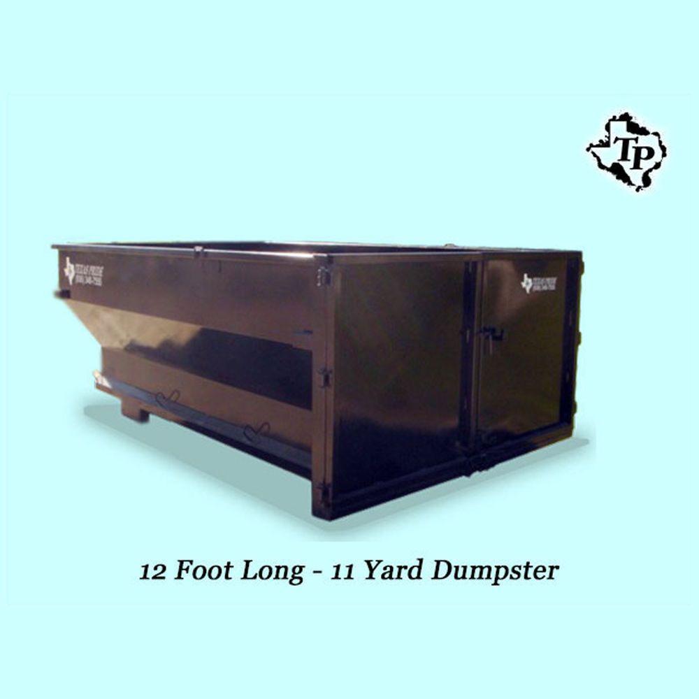 New 12 Long 11 Yard Dumpster For Roll Off Dumpster Dump Trailer On Sale Roll Off Dumpster Dump Trailers Dumpster