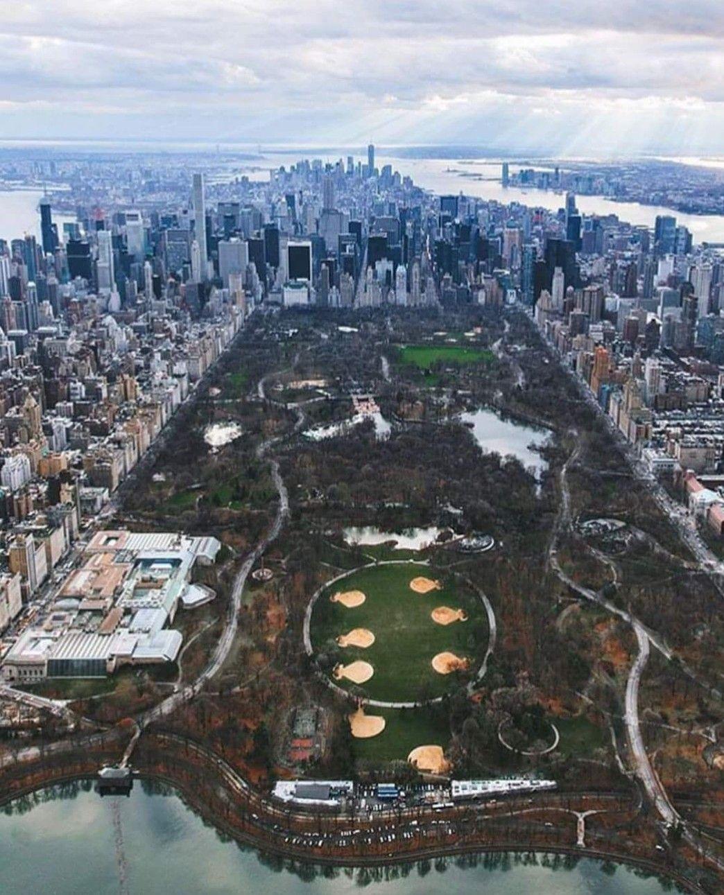 Risultati immagini per Central Park – New York, USA instagram