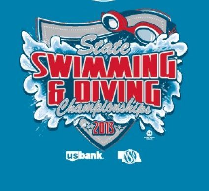 Swimming and Diving Team T-Shirt Designs — Custom Sports | tshirt ...