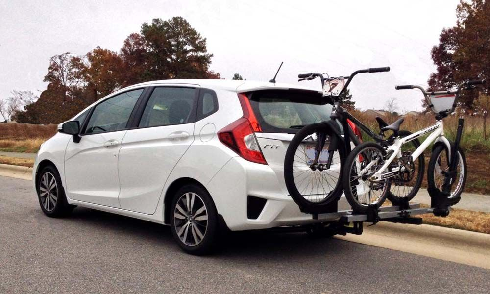 Honda fit bike rack buyers guide 2020 best car bike rack