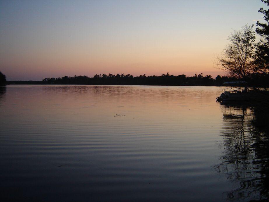 Lake marion sunset beautiful lakes myrtle beach lake