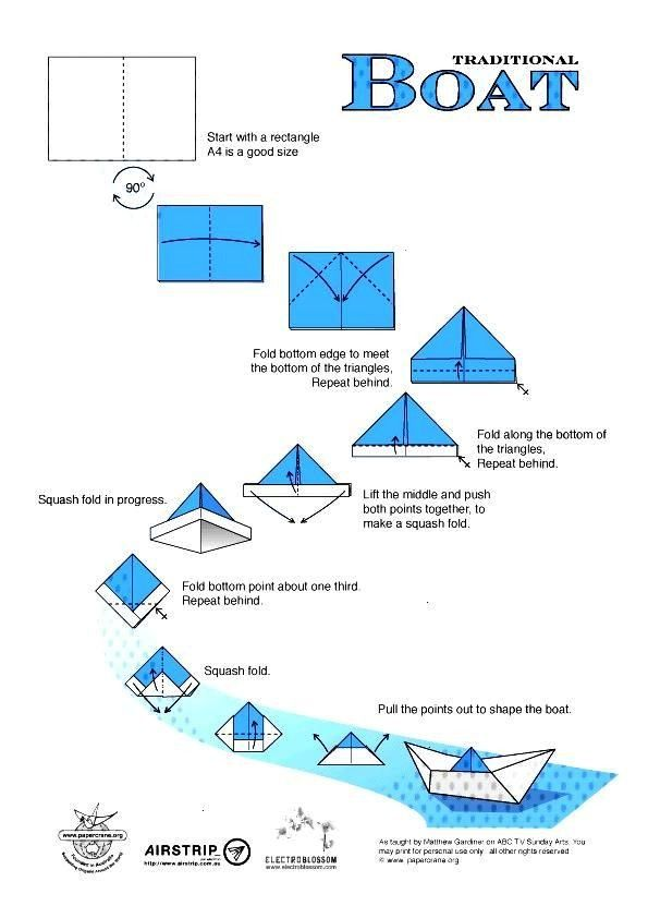 Boats paper origami boat  all good accept I prefer the 9th fold to go alPaper Boats paper origami boat  all good accept I prefer the 9th fold to go al Play Star Wars at Y...