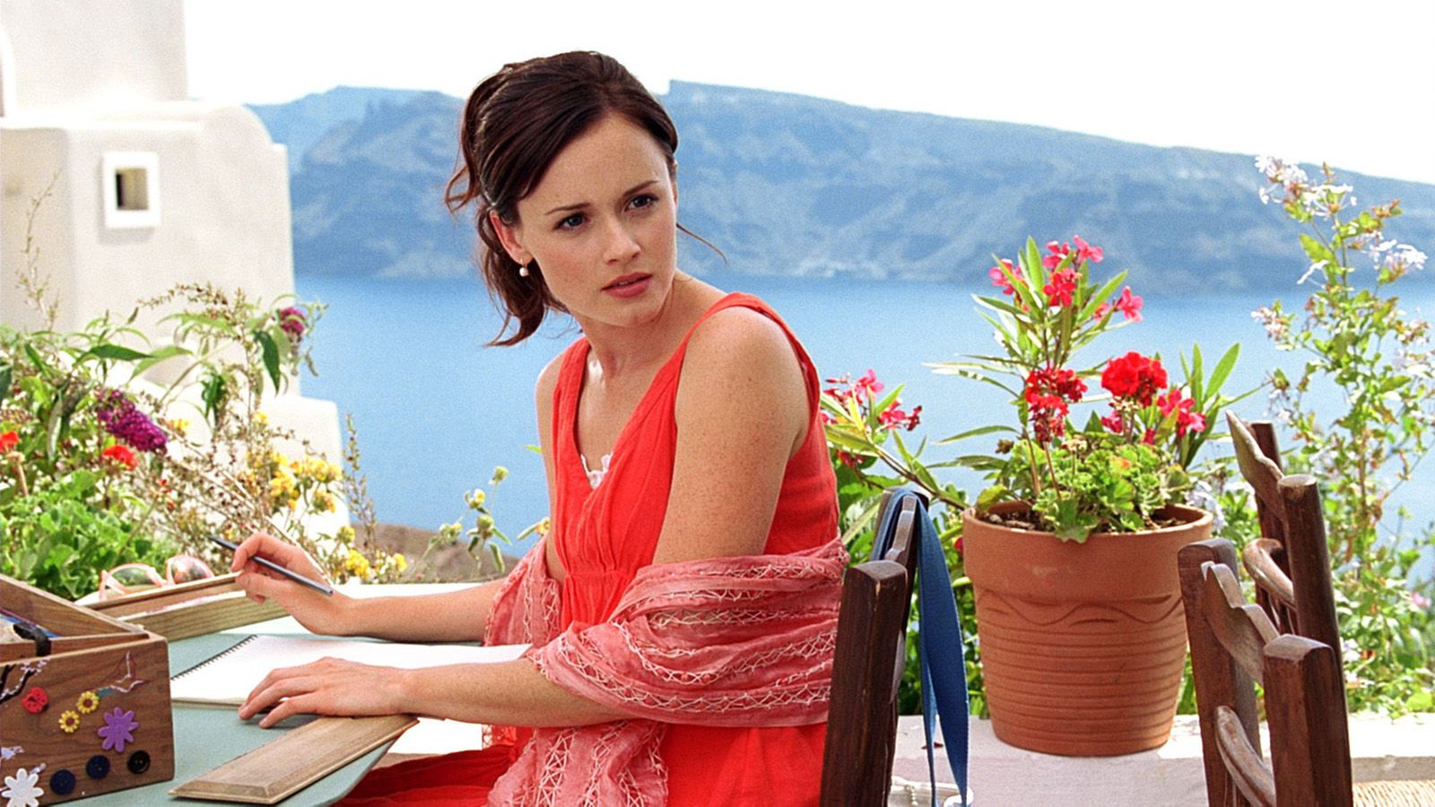Alexis Bledel as Lena Kaligaris (The Sisterhood of the Traveling Pants)