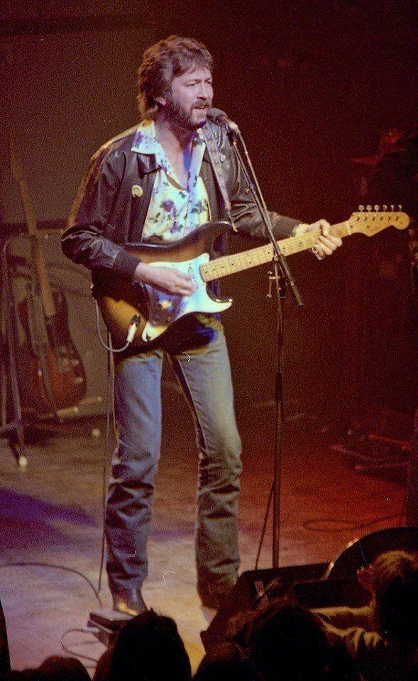 Pin On Eric Clapton Memorabilia Stuff