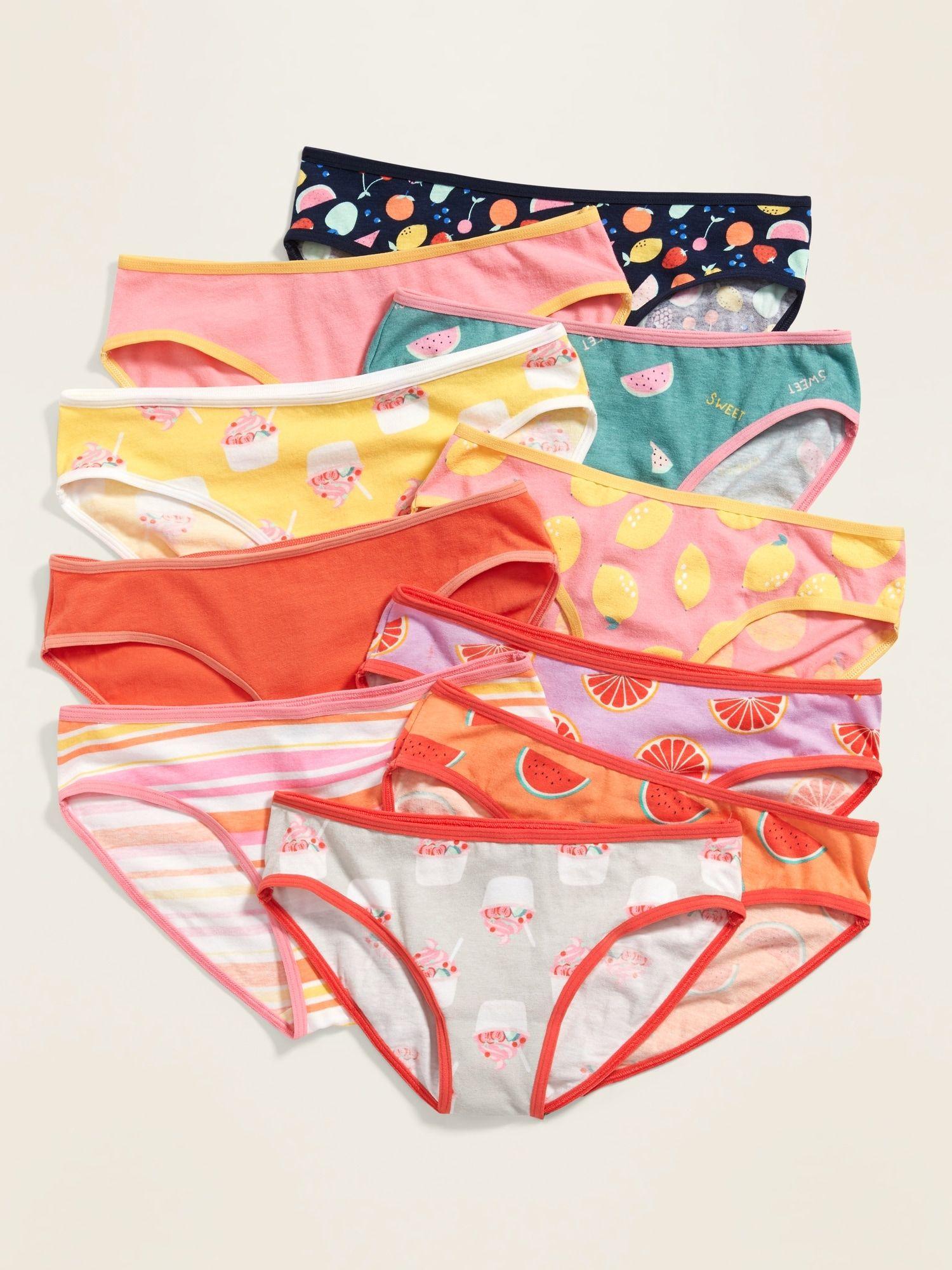 Pack of 4 Japanese Cotton High Waist Briefs for Women Culotte High Waist Panties Comfortable Soft and Comfortable High Waist Briefs