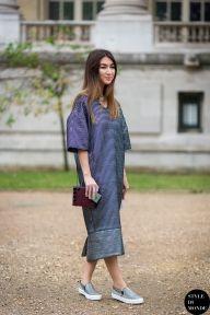 STYLE DU MONDE / Haute Couture Fall 2014 Street Style: Meruyert Ibragim  // #Fashion, #FashionBlog, #FashionBlogger, #Ootd, #OutfitOfTheDay, #StreetStyle, #Style