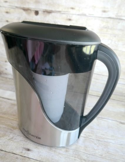 Zerowater Stainless Steel Water Pitcher Filters Your Tape Turning It Into Delicious Drinking Sponsored Visit Our Site To Learn More About