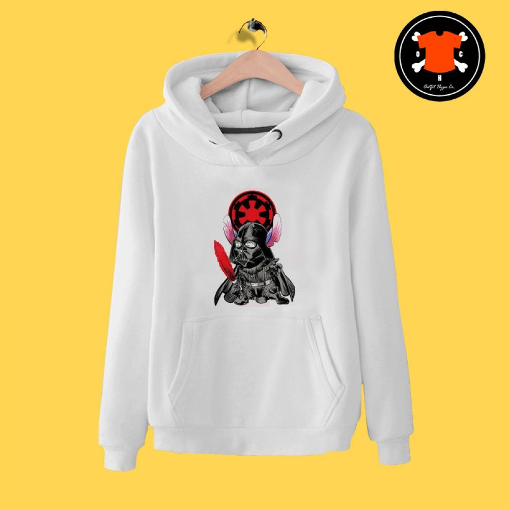 Stitch Parody Darth Vader Hoodie Outfit Hype Co Outfithype Com Hoodies Darth Vader Hoodie Print Clothes [ 1000 x 1000 Pixel ]