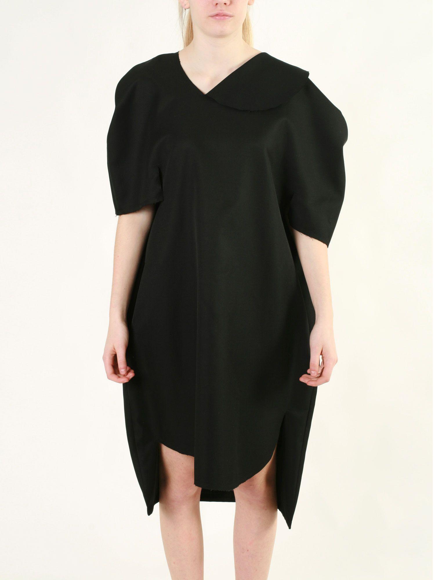 Black 2D dress | GUYA Firenze