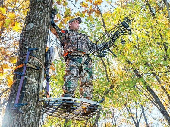 Bowhunting For October Whitetails Can Indeed Be An