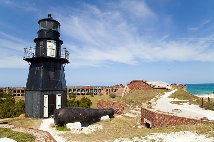 "Tortugas"" means Caribbean islands and that's basically all that Dry Tortugas…"