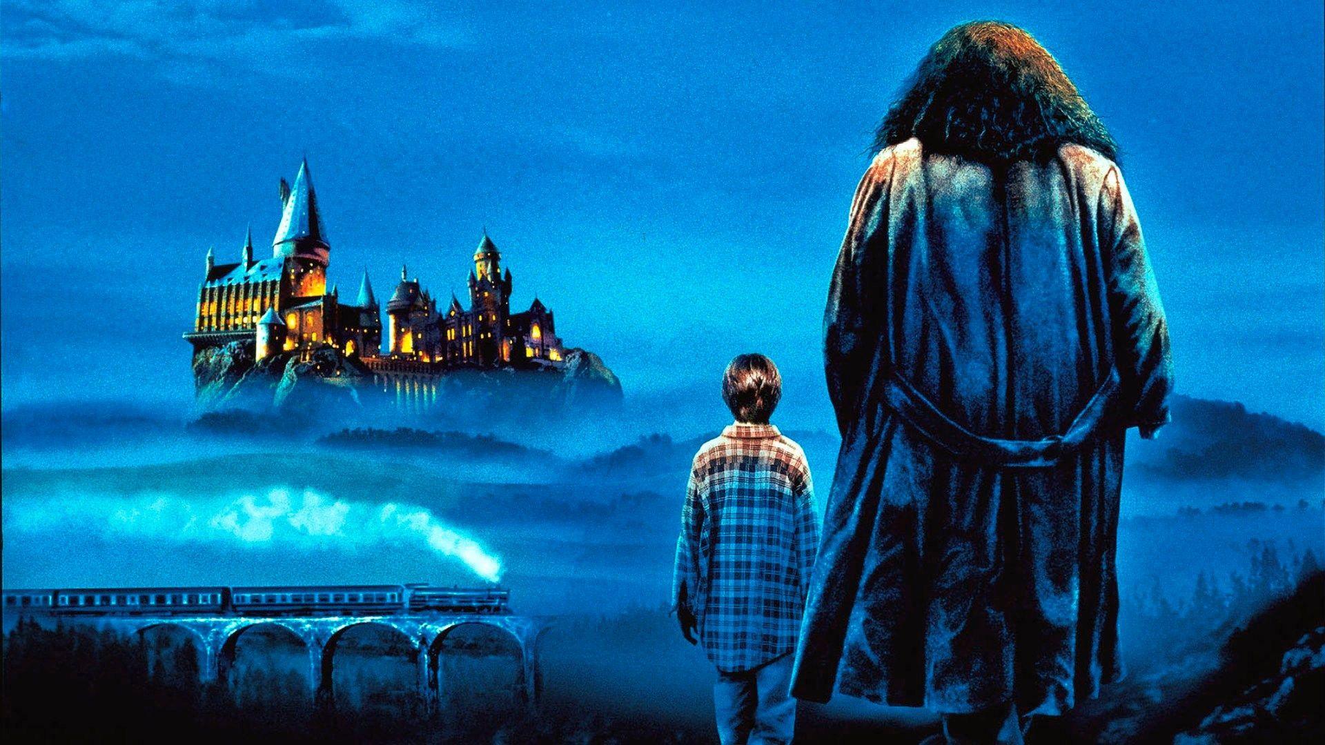 Hogwarts Castle Backgrounds Harry Potter Wallpaper Harry Potter Background Harry Potter Movies