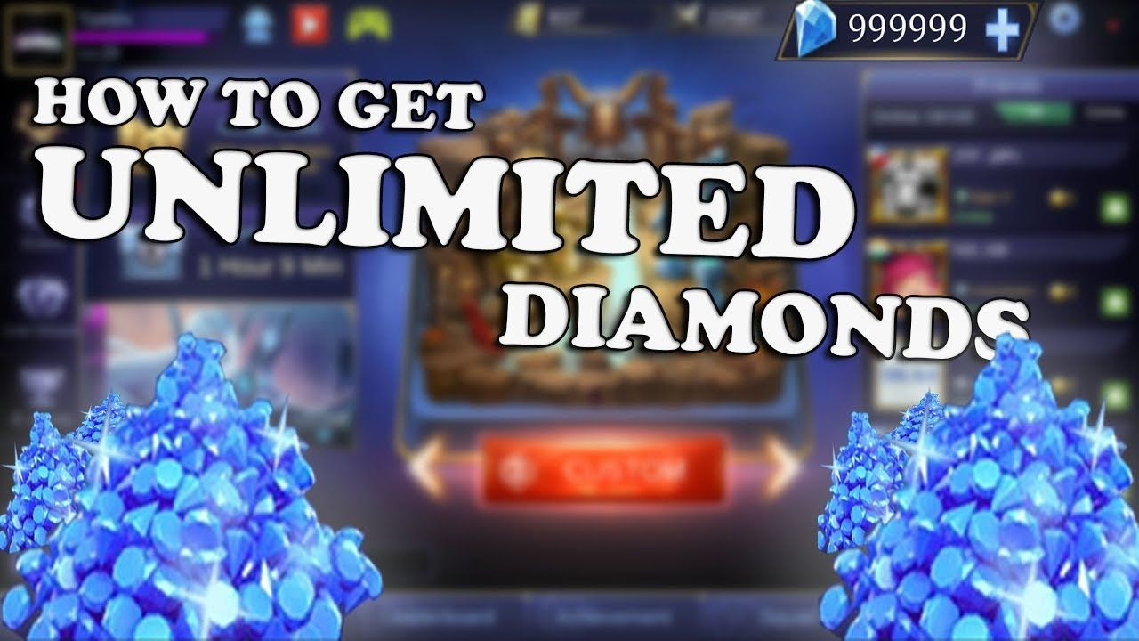 HACK] Mobile Legends Free Diamonds, Battle Points and more