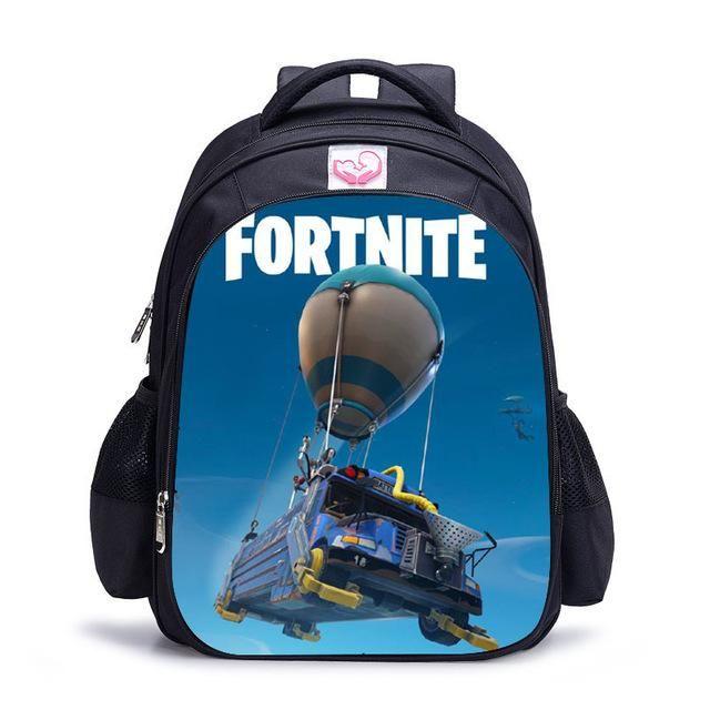 86d43d8525673 Fortnite Backpack School bag Boys Girls Nylon Backpacks