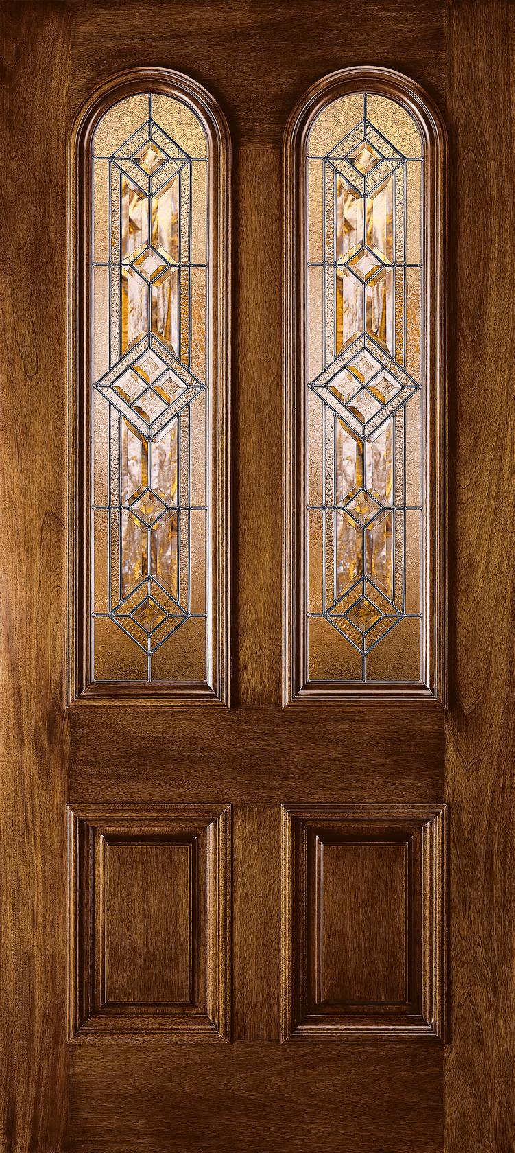 Custom Wood Gl Panel Exterior Door Jeld Wen Windows Doors