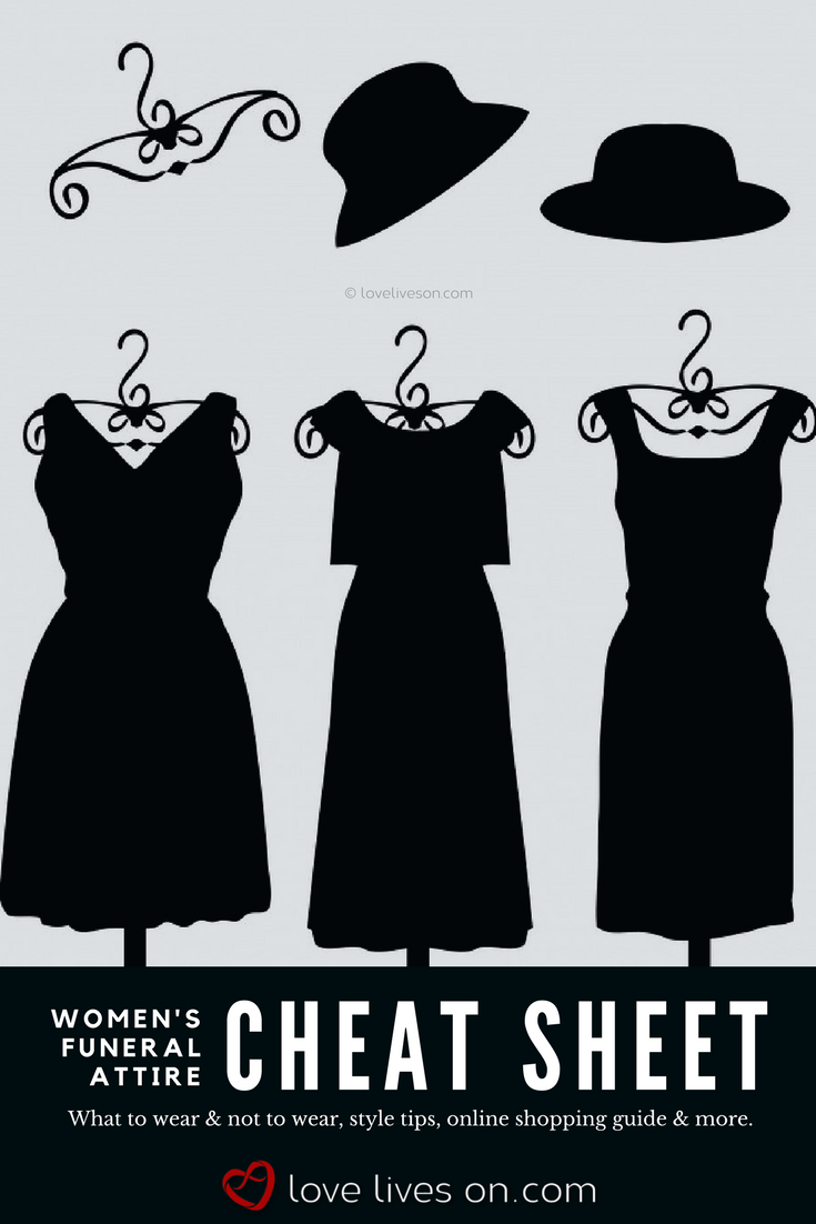 d931d55e415 Find style and fashion tips for appropriate funeral clothes
