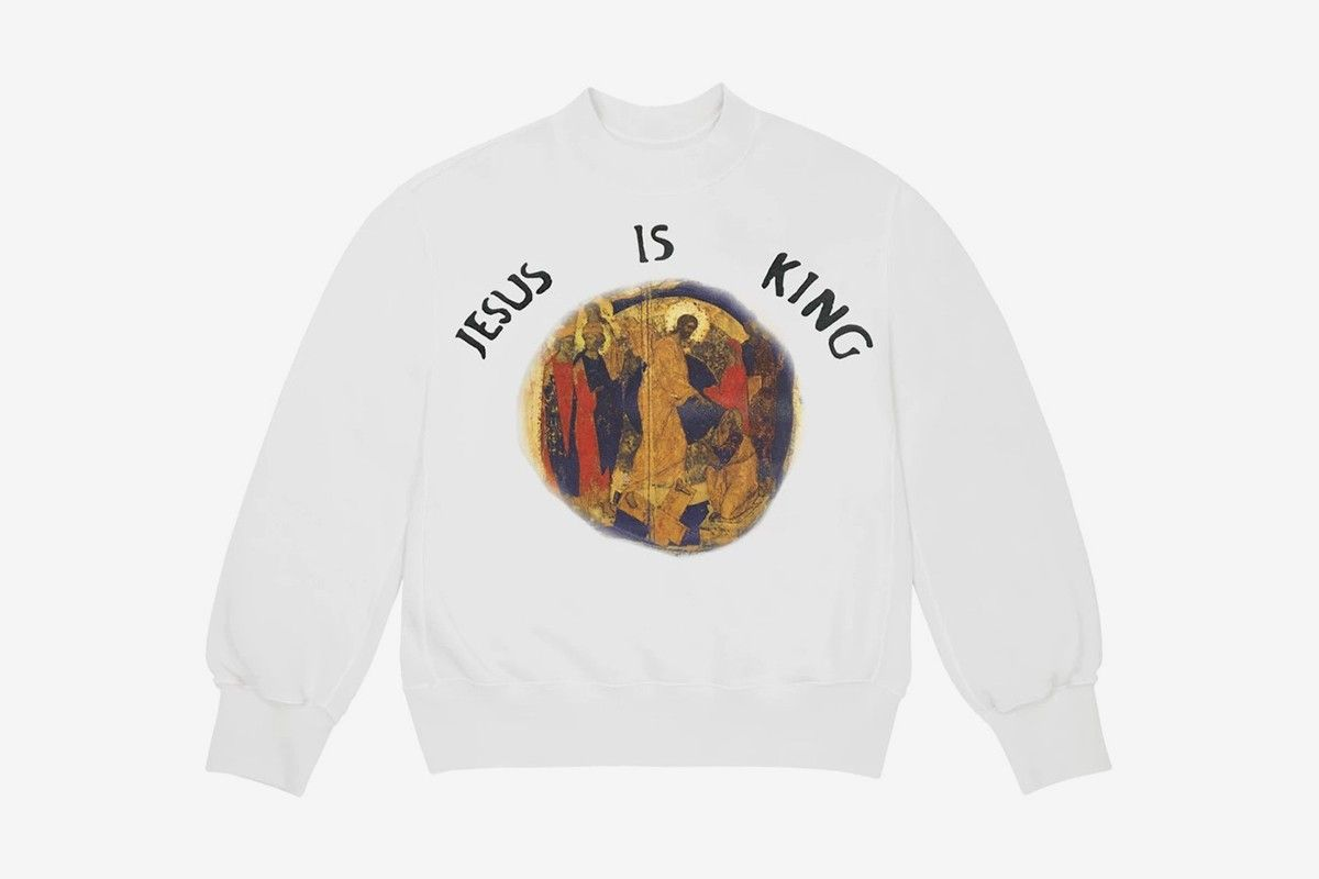 Kanye West S Jesus Is King Merch Shop Here In 2020 Kanye West King Outfit Kanye West Songs